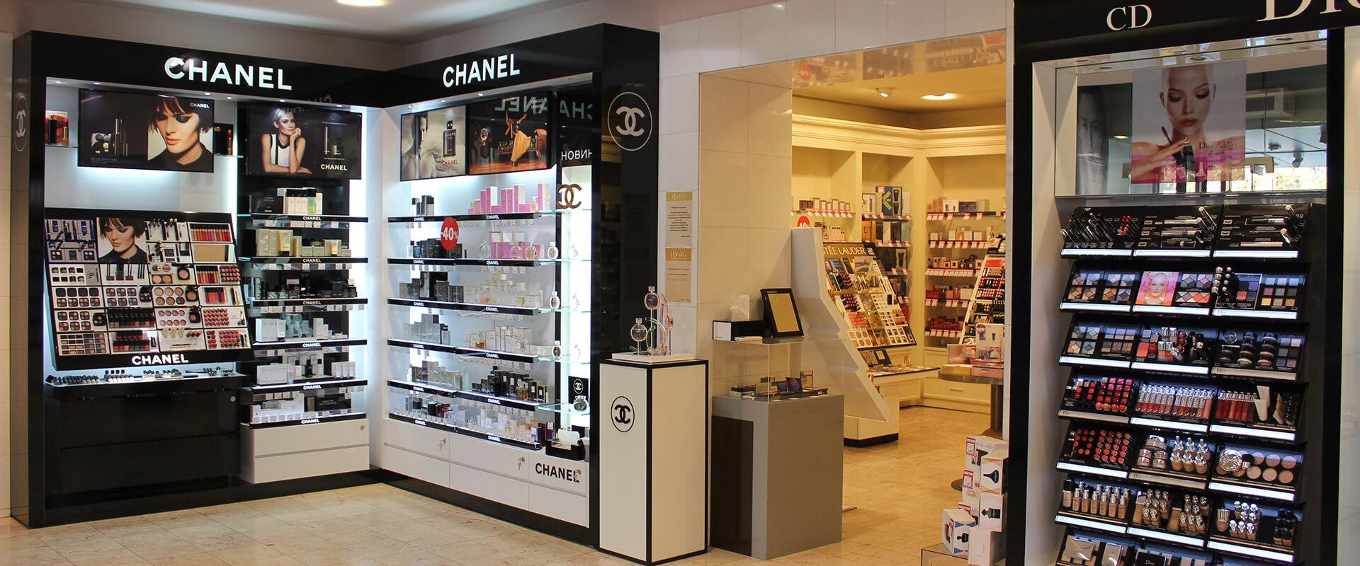 магазин парфюмерии вакансии